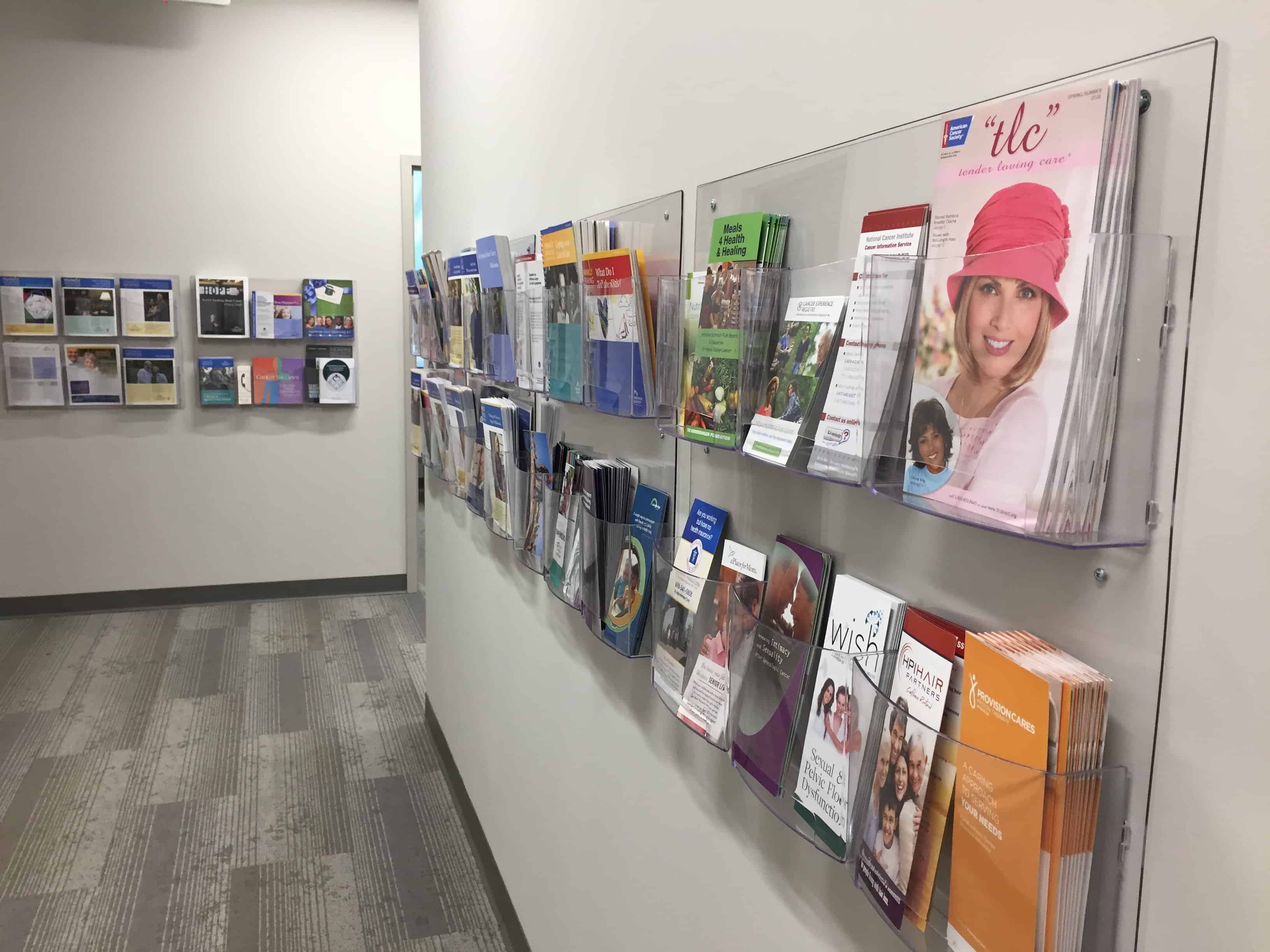 Gilda's Club Middle Tennessee free cancer support Williamson County resource library