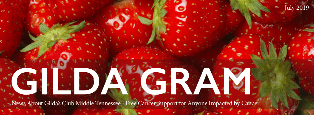 Gilda's Club Middle Tennessee Nashville Williamson County Gram cancer support groups